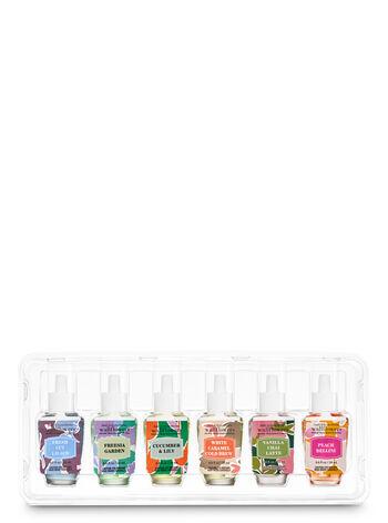 Fresh & Cozy Wallflowers Refills, 6-Pack