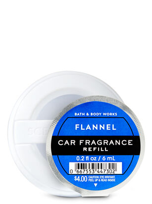 Flannel Car Fragrance Refill