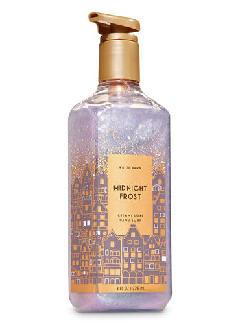 Midnight Frost Creamy Luxe Hand Soap - Bath And Body Works