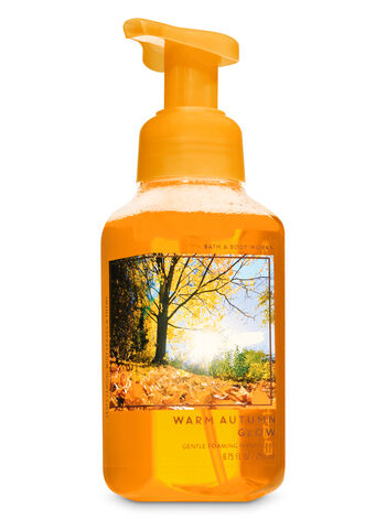 Warm Autumn Glow Gentle Foaming Hand Soap - Bath And Body Works