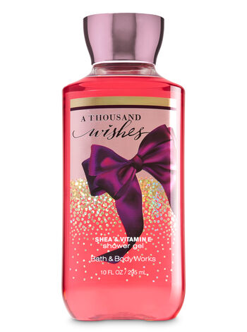Signature Collection A Thousand Wishes Shower Gel - Bath And Body Works