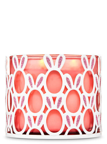 Bunny Ears 3-Wick Candle Holder - Bath And Body Works