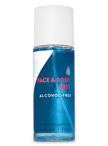 Water Travel Size Face & Body Mist - Bath And Body Works