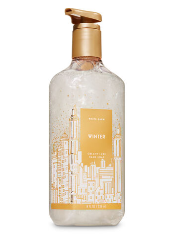 Winter Creamy Luxe Hand Soap - Bath And Body Works