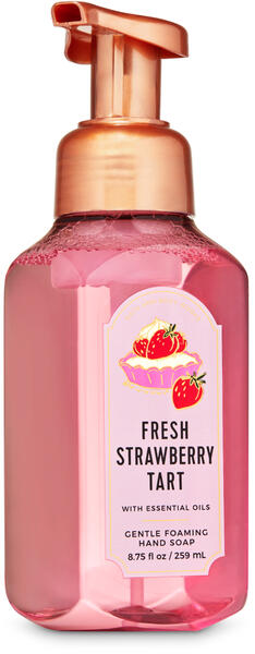 Fresh Strawberry Tart Gentle Foaming Hand Soap