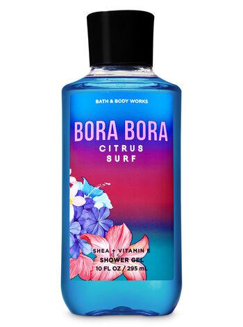 Bora Bora Citrus Surf Shower Gel - Bath And Body Works