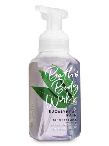 Eucalyptus Rain Gentle Foaming Hand Soap - Bath And Body Works