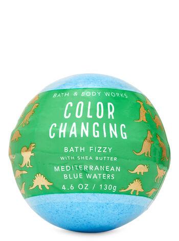 Mediterranean Blue Waters Bath Fizzy