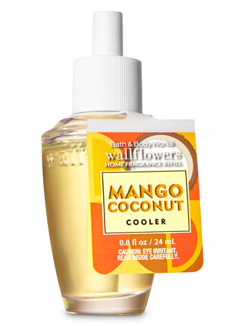 Mango Coconut Cooler Wallflowers Fragrance Refill - Bath And Body Works