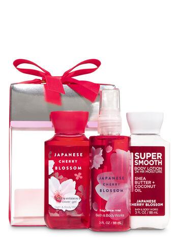 Japanese Cherry Blossom Mini Box Gift Set