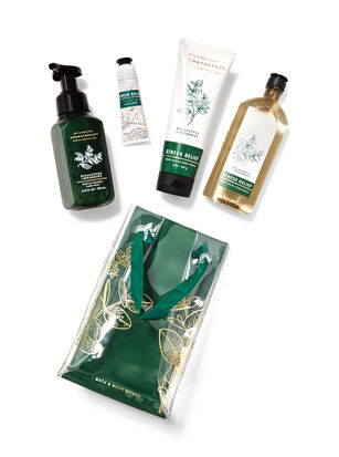 Eucalyptus Spearmint Gift Bag Set