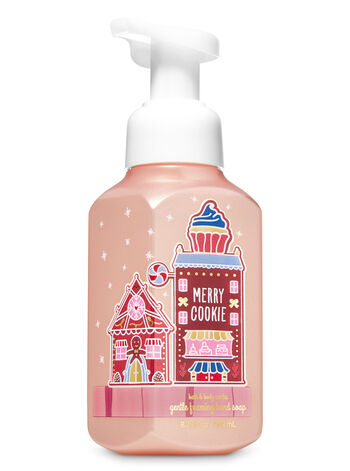 Merry Cookie Gentle Foaming Hand Soap - Bath And Body Works