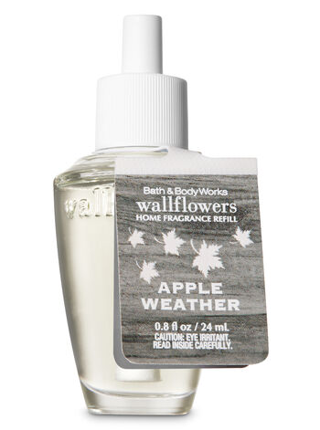 Apple Weather Wallflowers Fragrance Refill - Bath And Body Works