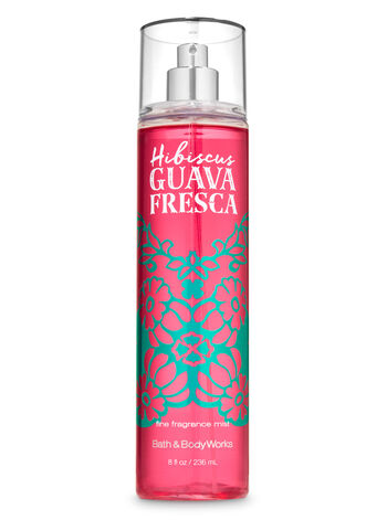 Hibiscus Guava Fresca Fine Fragrance Mist - Bath And Body Works