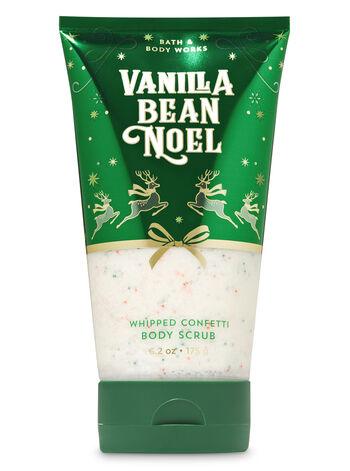 Vanilla Bean Noel Whipped Confetti Body Scrub - Bath And Body Works