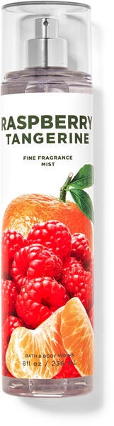 Raspberry Tangerine Fine Fragrance Mist