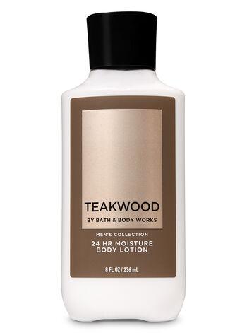 Teakwood Body Lotion - Bath And Body Works