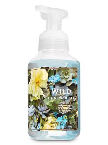Wild Honeysuckle Gentle Foaming Hand Soap - Bath And Body Works