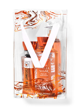Warm Vanilla Sugar Gift Bag Set