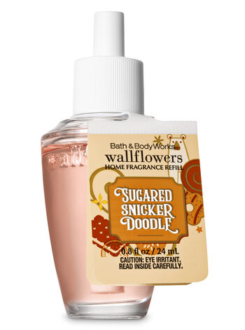 Sugared Snickerdoodle Wallflowers Fragrance Refill - Bath And Body Works