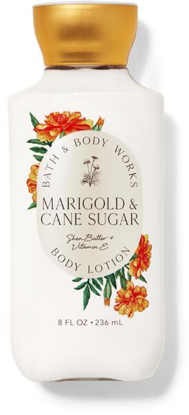 Marigold & Cane Sugar Super Smooth Body Lotion
