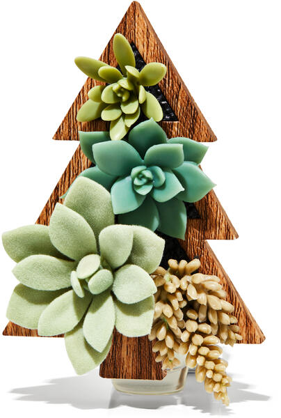 Succulent Tree Wallflowers Fragrance Plug