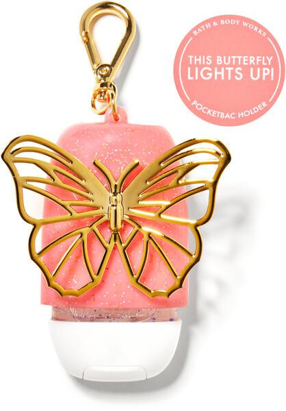 Butterfly Light-Up PocketBac Holder