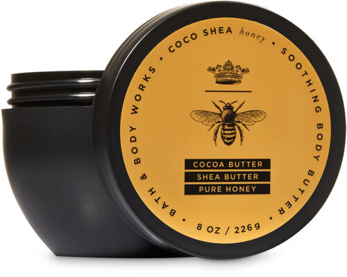 CocoShea Honey Soothing Body Butter