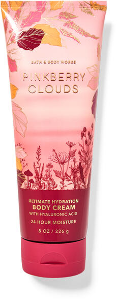Pinkberry Clouds Ultimate Hydration Body Cream