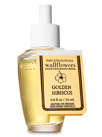 Golden Hibiscus Wallflowers Fragrance Refill - Bath And Body Works