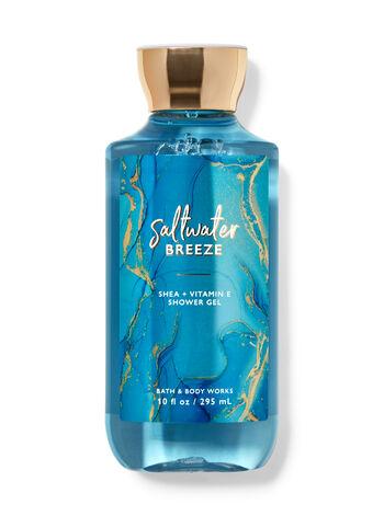 Saltwater Breeze Shower Gel