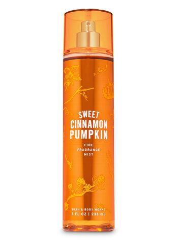 Sweet Cinnamon Pumpkin Fine Fragrance Mist - Bath And Body Works