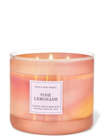 Pink Lemonade 3-Wick Candle