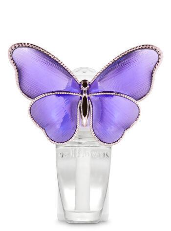 Purple Butterfly Nightlight Wallflowers Fragrance Plug