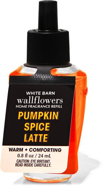 Pumpkin Spice Latte Wallflowers Fragrance Refill