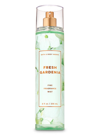 Fresh Gardenia Fine Fragrance Mist - Bath And Body Works