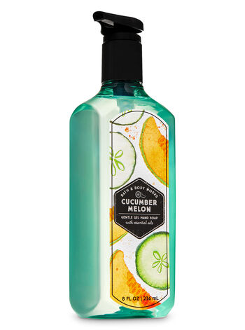 Cucumber Melon Gentle Gel Hand Soap - Bath And Body Works