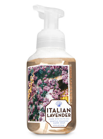 Italian Lavender Gentle Foaming Hand Soap - Bath And Body Works