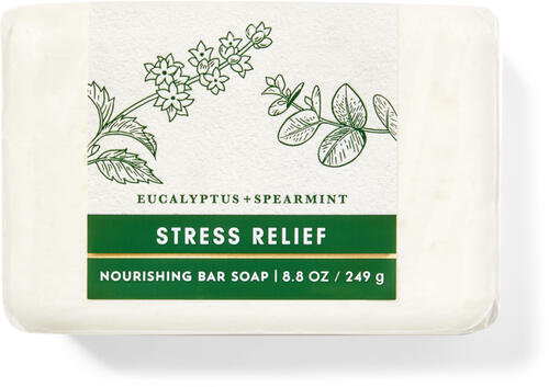 Eucalyptus Spearmint Nourishing Bar Soap