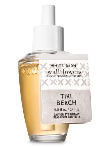 Tiki Beach Wallflowers Fragrance Refill - Bath And Body Works