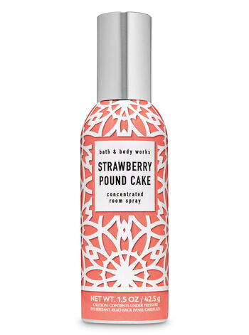 Strawberry Pound Cake Concentrated Room Spray - Bath And Body Works
