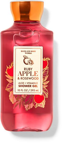 Ruby Apple & Rosewood Shower Gel