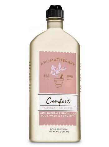 Aromatherapy Vanilla Patchouli Body Wash & Foam Bath - Bath And Body Works