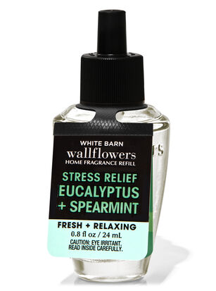 Eucalyptus Spearmint Wallflowers Fragrance Refill