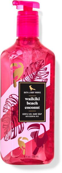 Waikiki Beach Coconut Gentle Gel Hand Soap