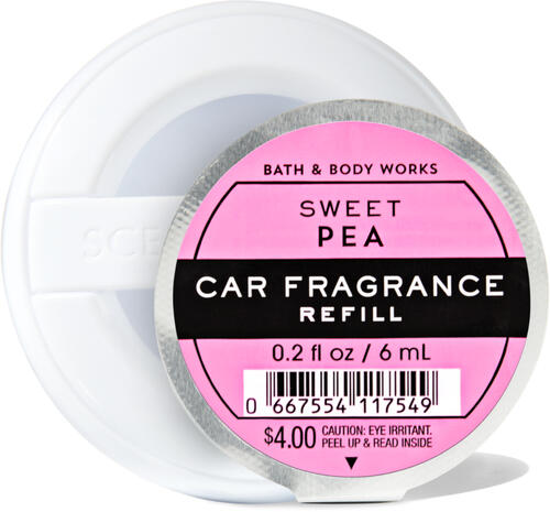 Sweet Pea Car Fragrance Refill