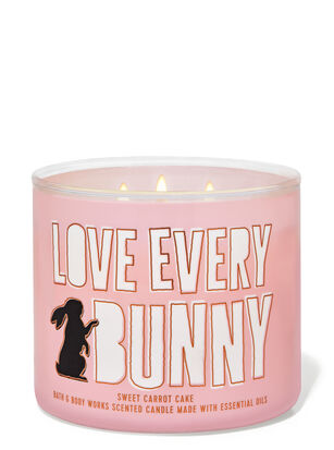 Carrot Cake 3-Wick Candle