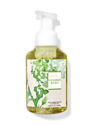 Cucumber & Lily Gentle Foaming Hand Soap