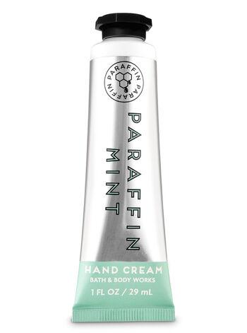 Paraffin Mint Hand Cream - Bath And Body Works