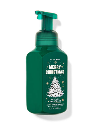 Vanilla Snowflake Gentle Foaming Hand Soap